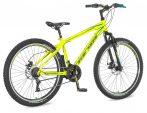 Explorer Force 26 tárcsafékes gyerek MTB kerékpár Zöld