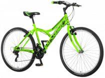Explorer Legion 26 MTB kerékpár HAJMERESZTŐ ÁRON Zöld
