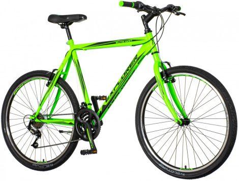 Explorer Elite Man 26 MTB kerékpár  Fekete-Piros