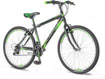 Explorer Spark 26 gyerek MTB kerékpár HAJMERESZTŐ ÁRON Fekete