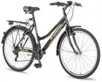 Explorer Sparkles Lady City MTB kerékpár LEGJOBB AJÁNLAT Fekete