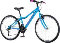 Explorer Spark 26 gyerek MTB kerékpár HAJMERESZTŐ ÁRON Fekete-Rózsaszín