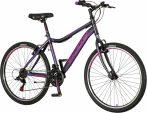 Explorer North 26 női MTB kerékpár  Fekete-Rózsaszín