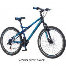 Explorer Vortex 26 gyerek MTB kerékpár HAJMERESZTŐ ÁRON Kék