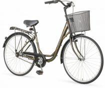 Venssini Diamante bronz női városi kerékpár LEGJOBB AJÁNLAT