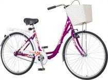 Venssini Diamante 26 kék női városi kerékpár LEGJOBB AJÁNLAT
