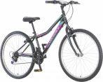 Venssini Modena 26 MTB gyerek kerékpár  Fekete