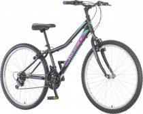 Venssini Modena 26 MTB gyerek kerékpár HAJMERESZTŐ ÁRON Fekete