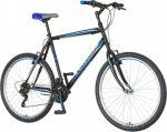 Venssini Torino 26 MTB '18 kerékpár  Fekete