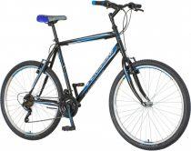 Venssini Torino 26 MTB '18 kerékpár HAJMERESZTŐ ÁRON Fekete