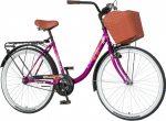 Venssini Venezia női városi kerékpár LEGJOBB AJÁNLAT Lila
