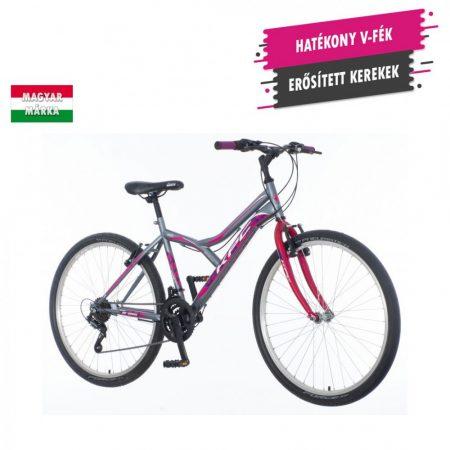 KPC Daisy 26 grafit női MTB kerékpár