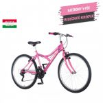 KPC Daisy 26 rózsaszín MTB kerékpár