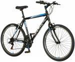 Explorer North 26 férfi MTB kerékpár Fekete-Kék