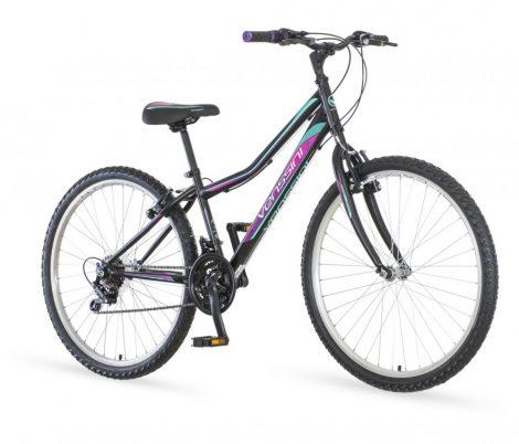 Venssini Modena 26 MTB gyerek kerékpár Shimano  Fekete