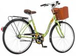 Visitor Napraforgó városi kerékpár  Zöld
