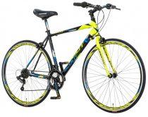 Scout Arrow férfi fitness kerékpár LEGJOBB AJÁNLAT Fekete