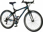 Visitor Hammer 29er kerékpár  Fekete-Kék
