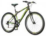 Visitor Pro Classic 29er kerékpár  Fekete-Zöld