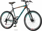 Scout Hunter 27,5 kerékpár  Fekete-Narancs-Kék