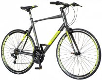 Scout Aerox férfi fitness kerékpár LEGJOBB AJÁNLAT Fekete