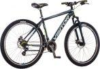 Visitor Avangard 29er kerékpár Fekete-Sárga