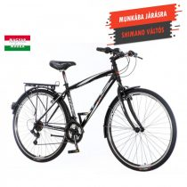 KPC Terra Man férfi trekking kerékpár Fekete 1280120