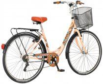 Explorer Elite városi kerékpár LEGJOBB AJÁNLAT Púder
