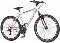 Explorer Classic 27,5 kerékpár Fekete-Kék V-fék