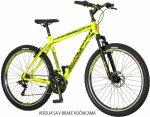 Explorer Classic 27,5 kerékpár  Fekete-Narancs V-fék