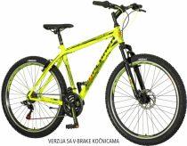 Explorer Classic 27,5 kerékpár LEGJOBB AJÁNLAT Fekete-Narancs V-fék
