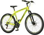 Explorer Classic 27,5 kerékpár LEGJOBB AJÁNLAT Fekete-Narancs Mechanikus tárcsafék