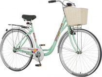 Venssini Diamante 28 világoskék női városi kerékpár LEGJOBB AJÁNLAT