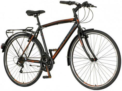 Explorer Quest férfi trekking kerékpár 2020 Fekete