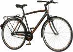 Explorer Quest férfi városi kerékpár  Fekete