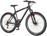 Explorer Classic 29er kerékpár Fekete-Piros Tárcsafékes