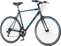 Visitor Stallion férfi fitness kerékpár Fekete