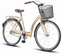 Scout Lowland 28 női városi kerékpár Krém