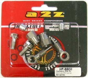 A2Z HP-BB50 hidraulikus csatlakozó szett