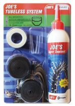 Joe's No-Flats Tubeless System XC csomag