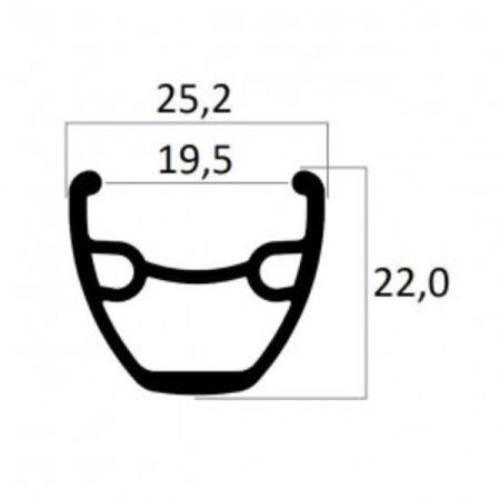 Beretta 29er disc felni