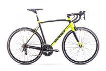 Romet Huragan 4 országúti kerékpár Fekete-Sárga