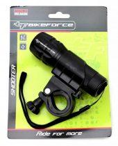 BikeForce Shooter 1W-os első lámpa