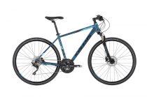 Kellys Phanatic 70 férfi crosstrekking kerékpár Fekete