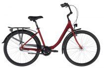 Kellys Avenue 30 női városi kerékpár Fekete