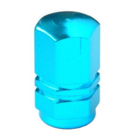 Kék szelepsapka
