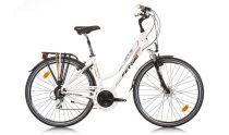 Ferrini Venue női trekking kerékpár fehér