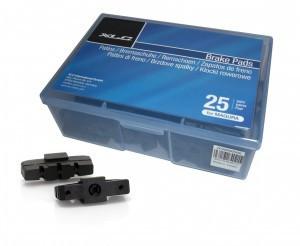 XLC fékpofa Magura HS fékhez 50 mm 25 pár fekete