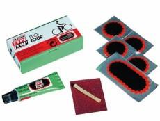 XLC Tip-Top gumijavító készlet