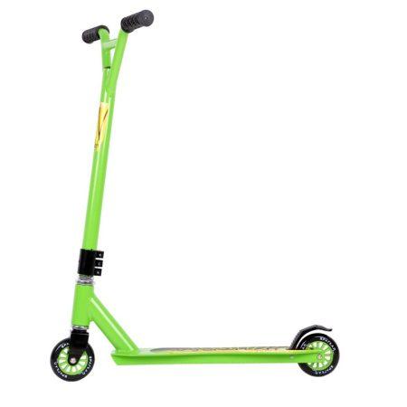Spartan Stunt zöld extrém roller